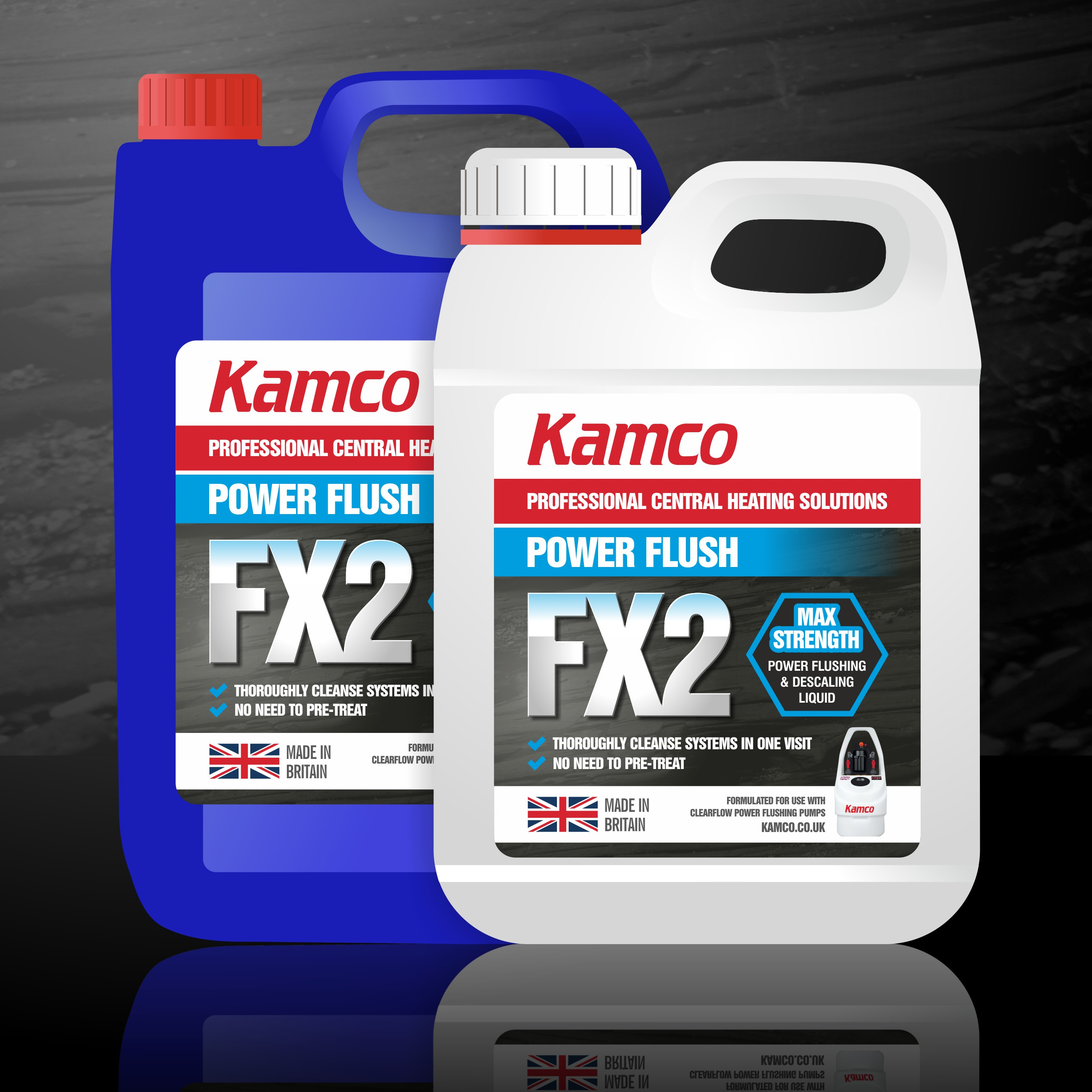POWER FLUSH FX2