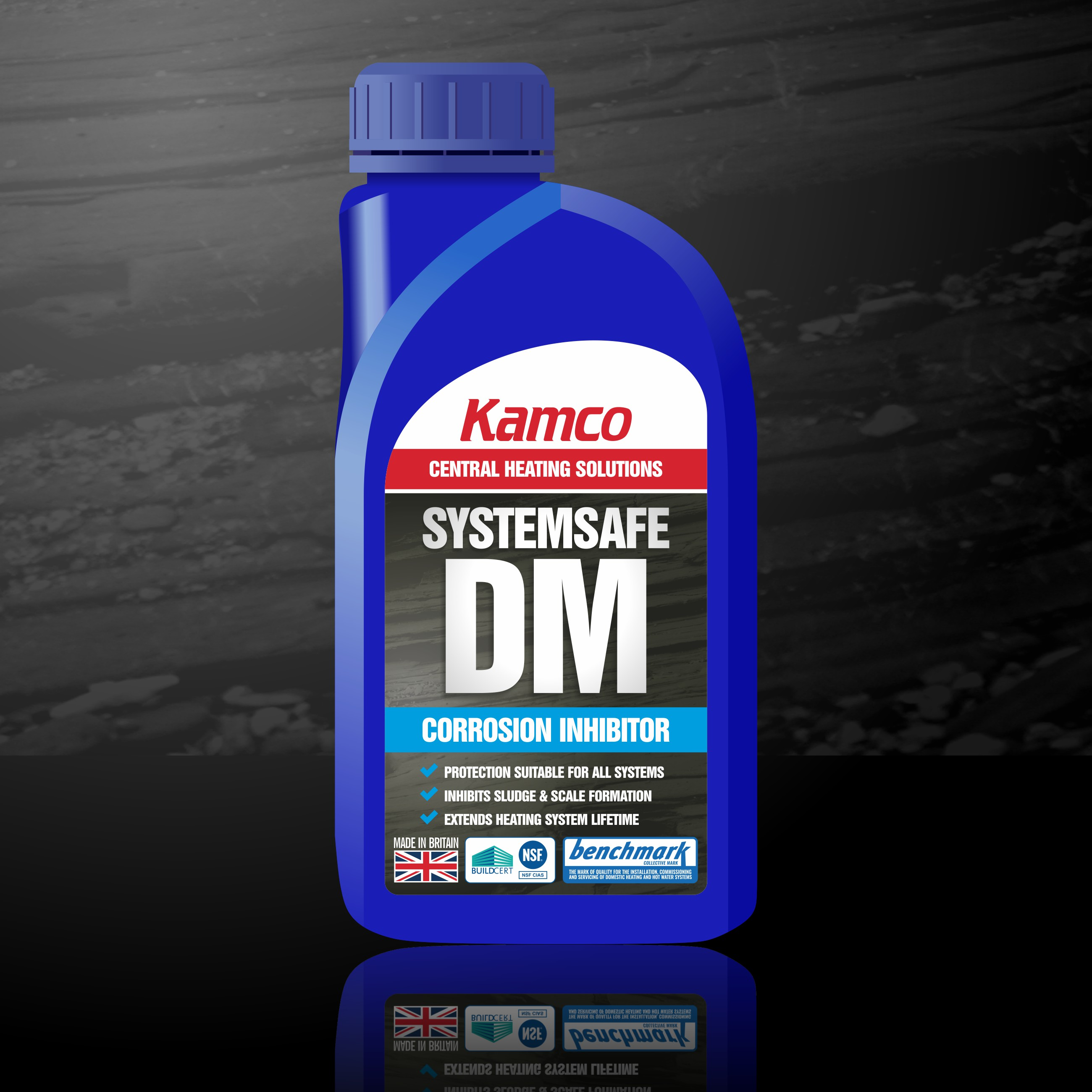 SYSTEMSAFE-DM